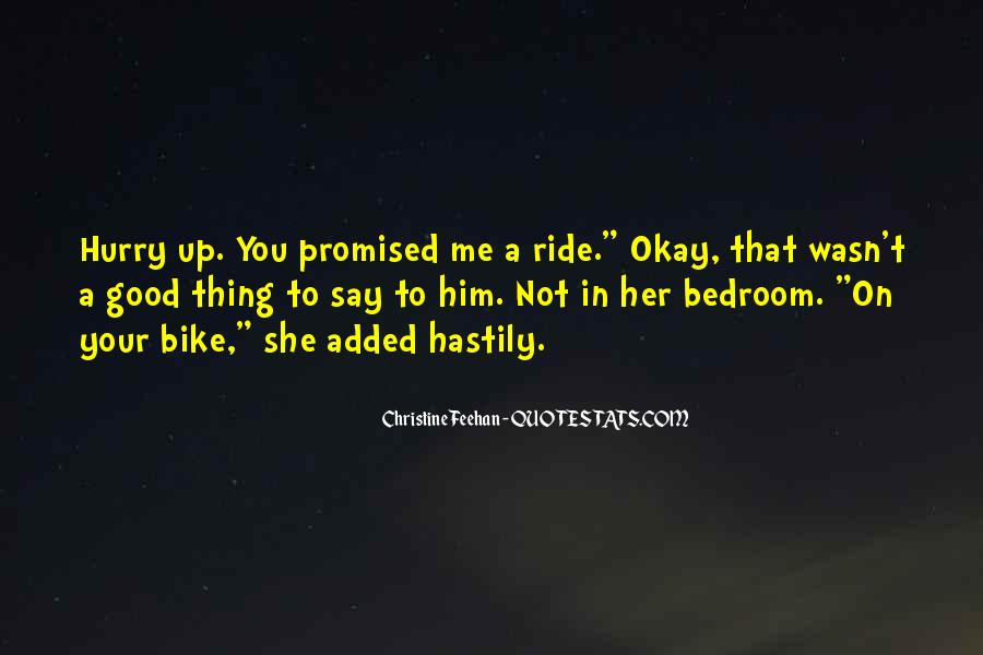 She's Not Okay Quotes #1738515