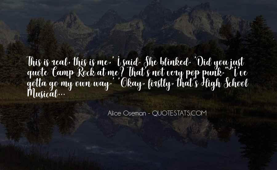 She's Not Okay Quotes #333626