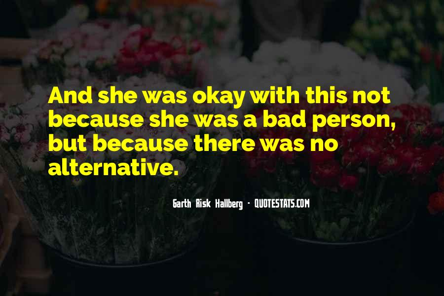 She's Not Okay Quotes #384315