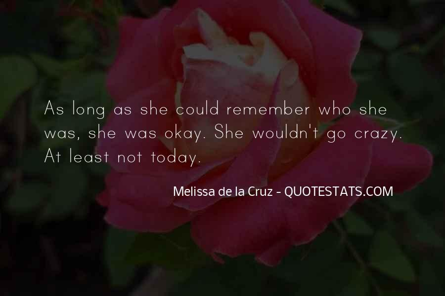 She's Not Okay Quotes #65466
