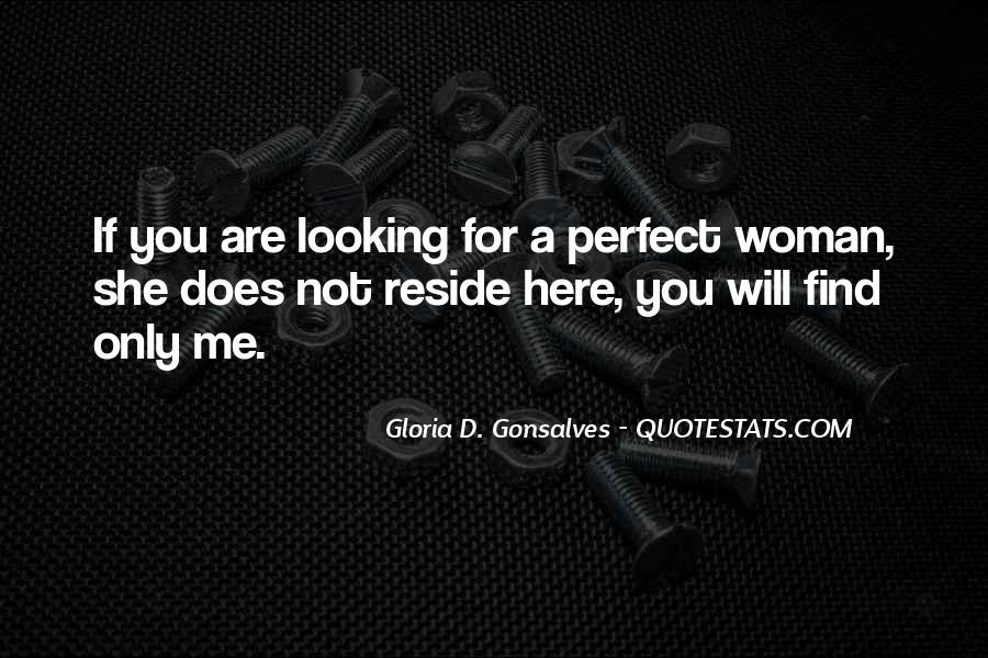 She's Not Perfect Quotes #1062320