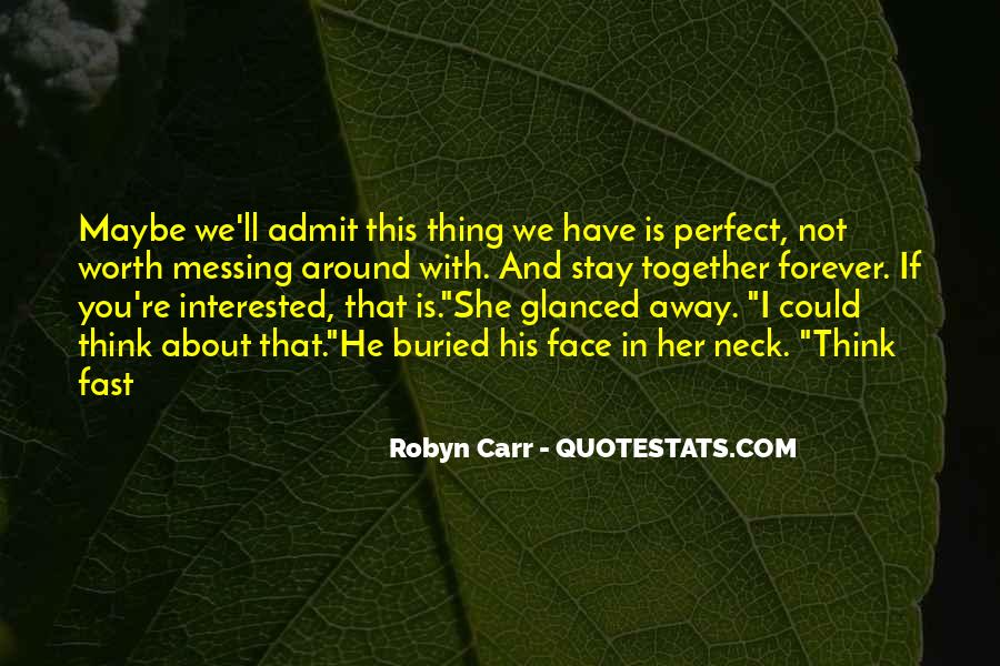 She's Not Perfect Quotes #1255391