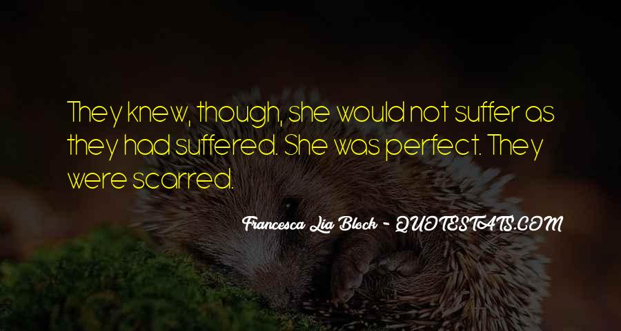 She's Not Perfect Quotes #413283