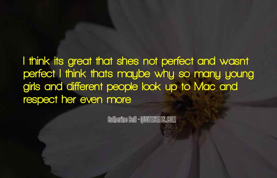 She's Not Perfect Quotes #620481