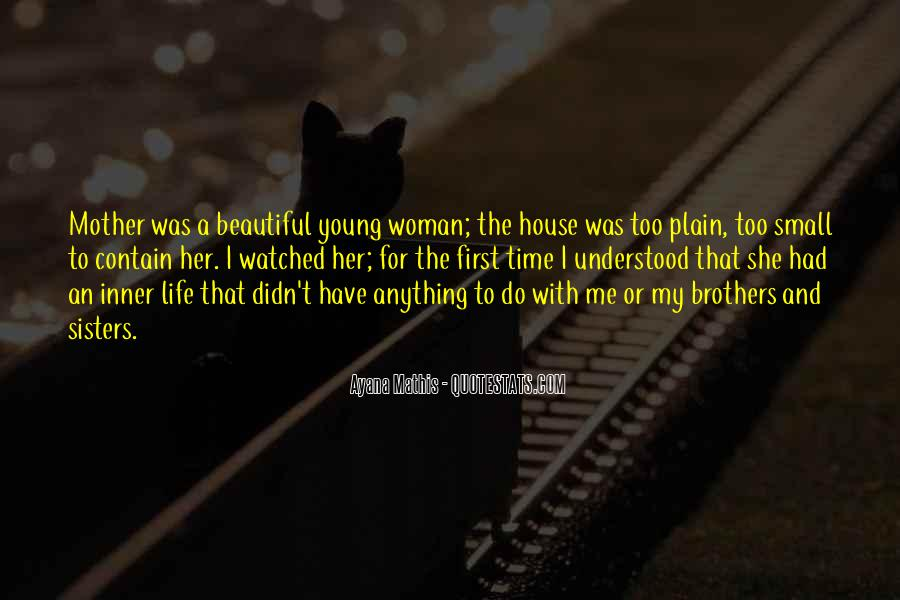 She's Too Beautiful Quotes #1290133