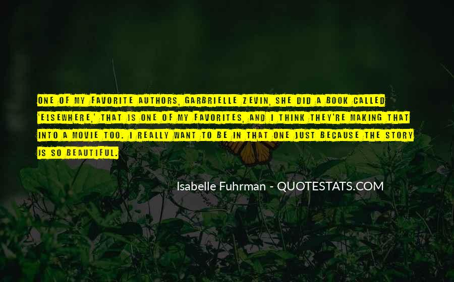 She's Too Beautiful Quotes #1665587