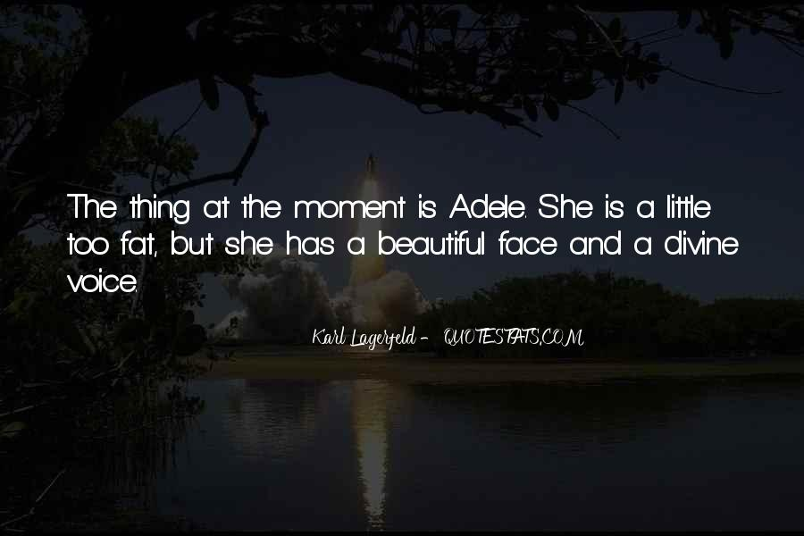 She's Too Beautiful Quotes #1669444