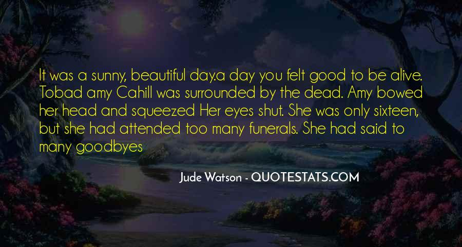 She's Too Beautiful Quotes #1755863