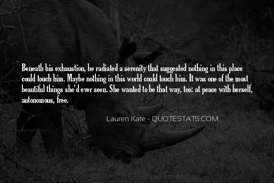She's Too Beautiful Quotes #178400