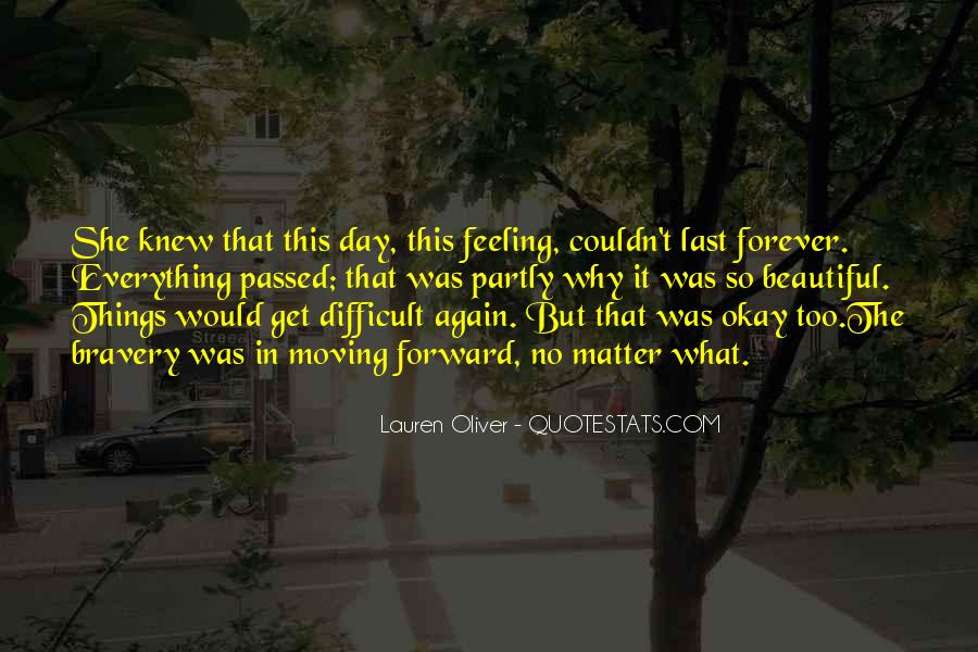 She's Too Beautiful Quotes #250297