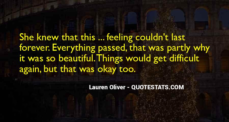 She's Too Beautiful Quotes #588413