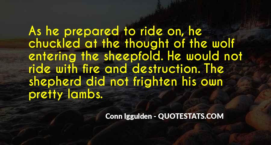 Sheepfold Quotes #1578227