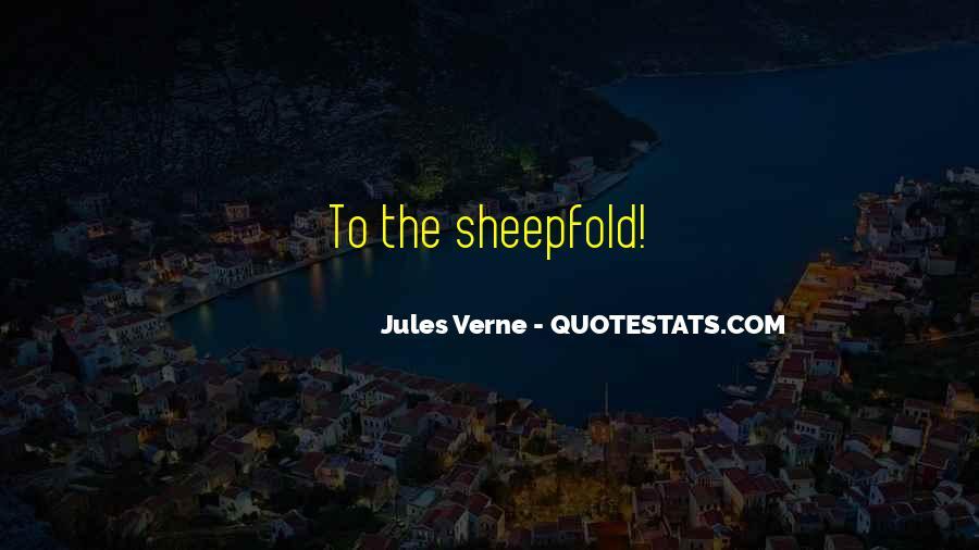 Sheepfold Quotes #464217