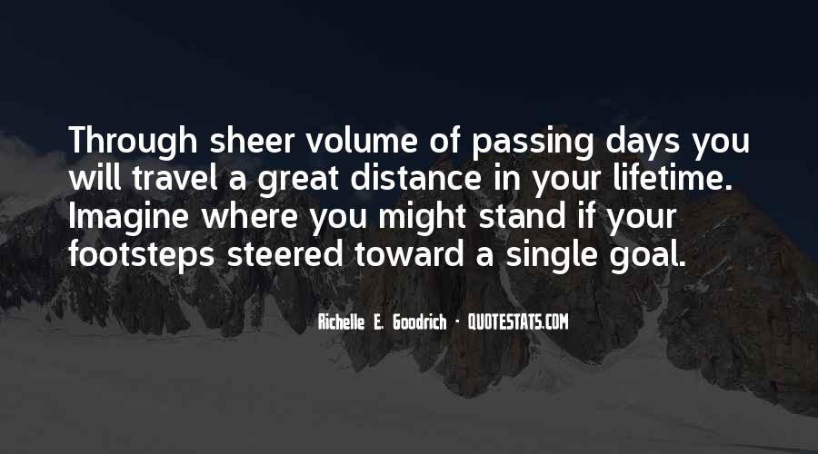 Sheer Determination Quotes #1009907