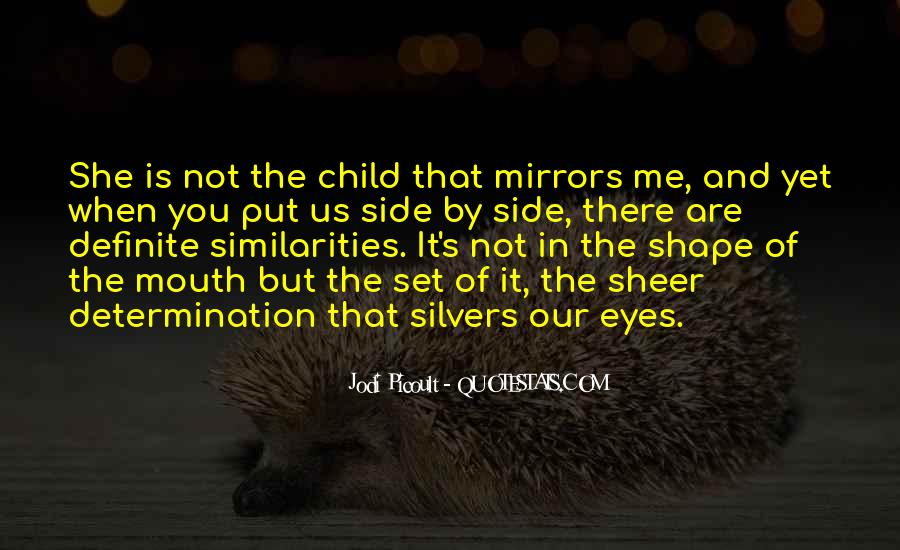 Sheer Determination Quotes #699482