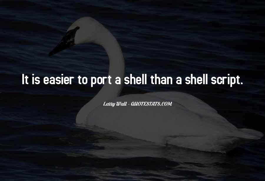 Shell Script Quotes #1089368