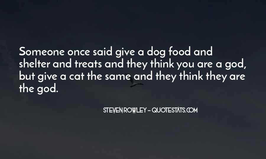 Shelter Cat Quotes #108708