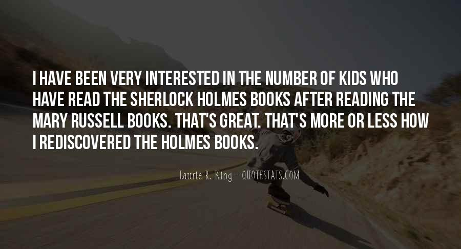 Quotes About H H Holmes #18965