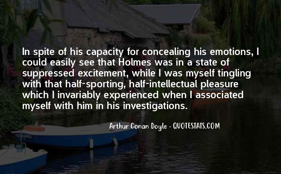 Quotes About H H Holmes #2983