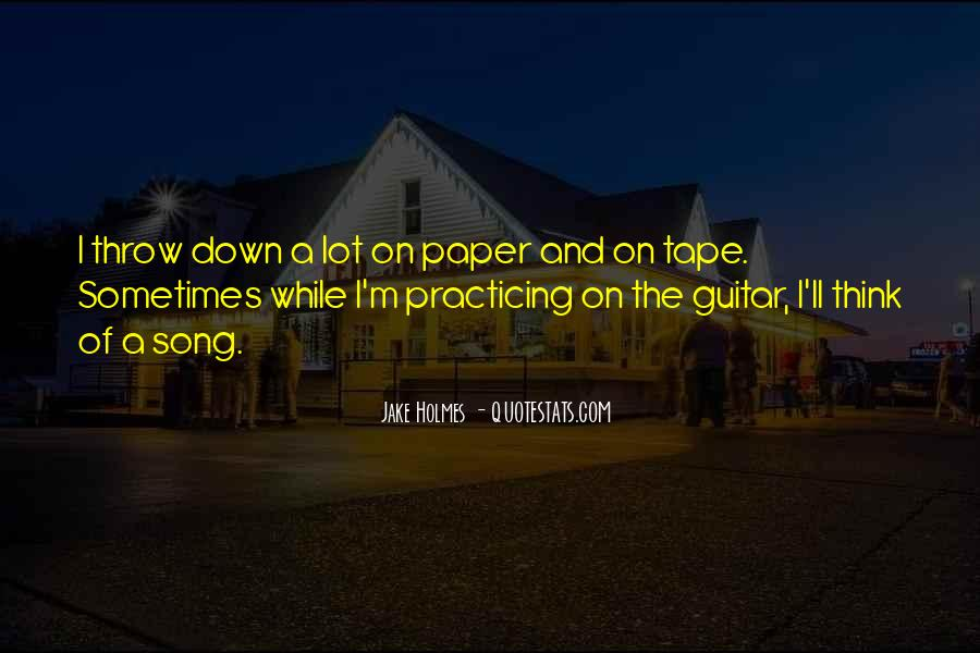 Quotes About H H Holmes #484