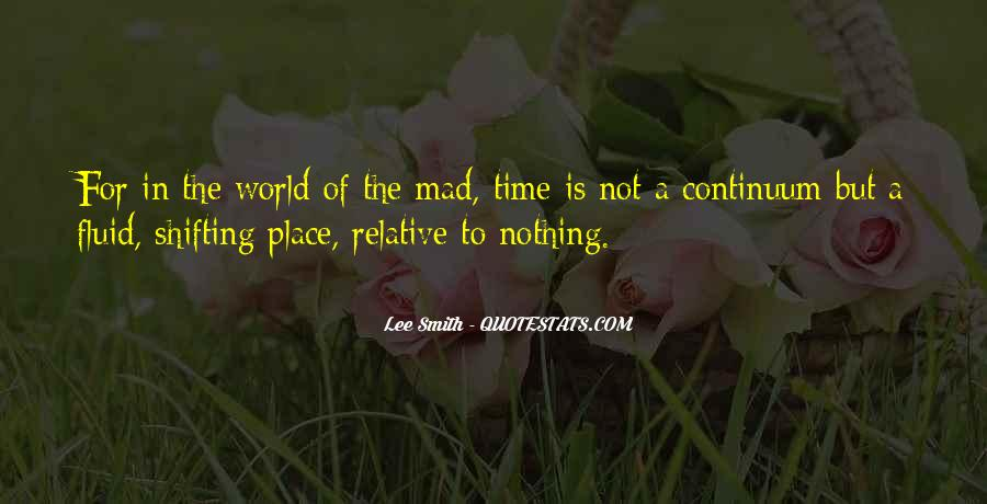Shifting Place Quotes #1196786