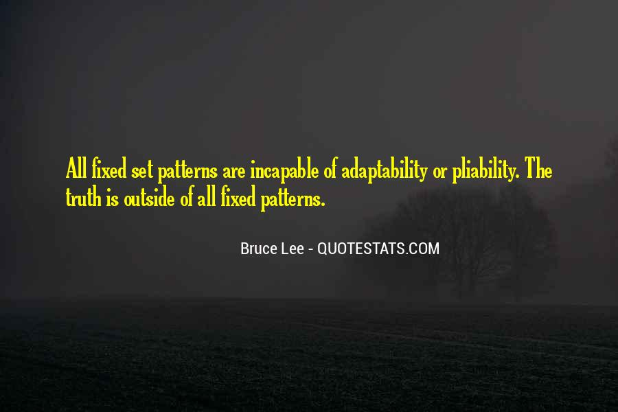 Quotes About Bruce Lee #112229