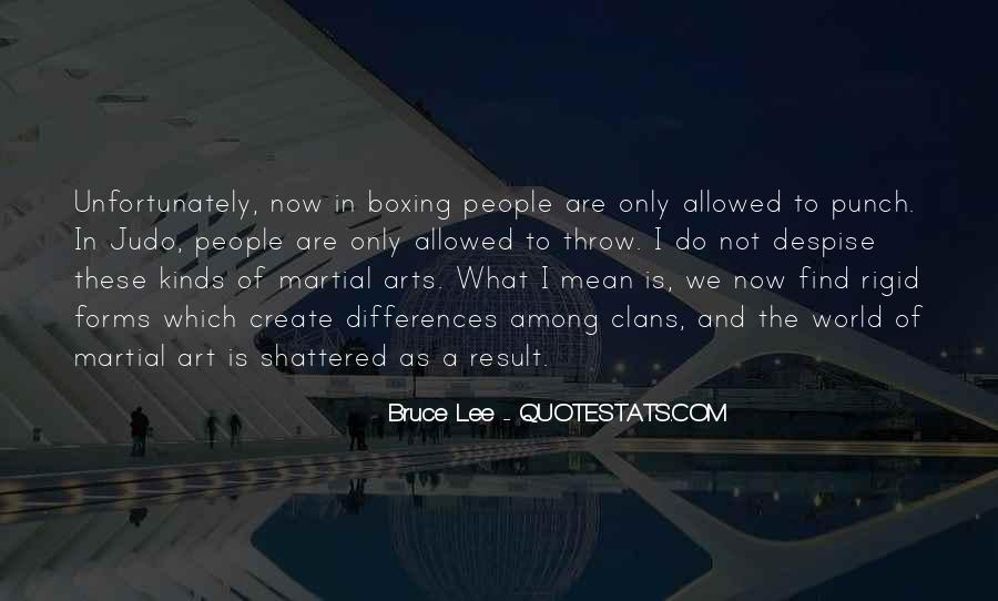 Quotes About Bruce Lee #132272