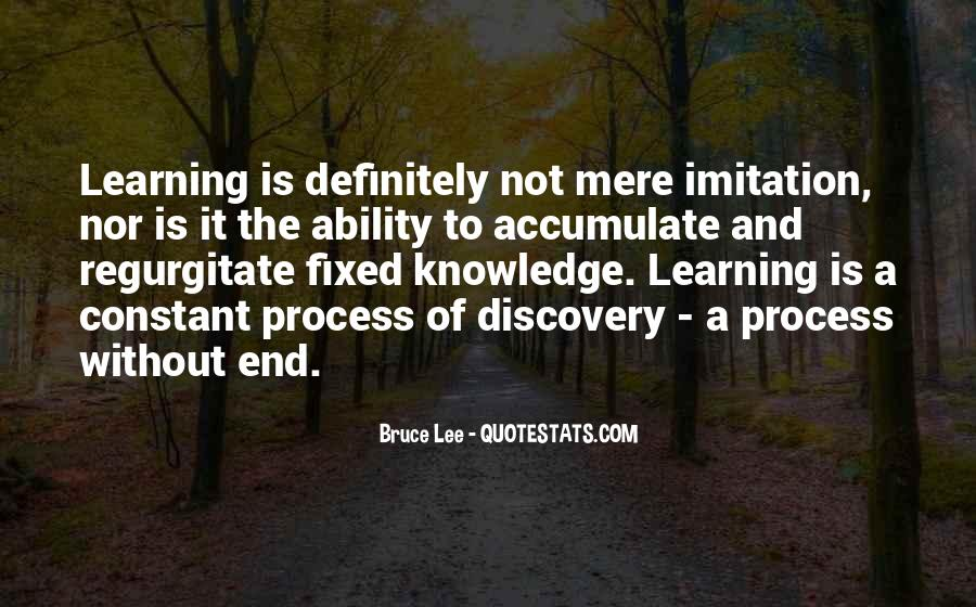 Quotes About Bruce Lee #158090