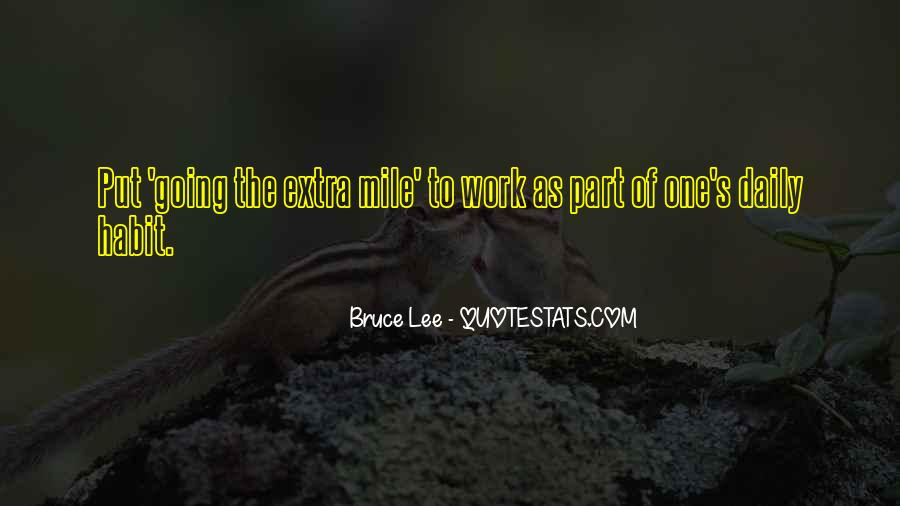 Quotes About Bruce Lee #160163