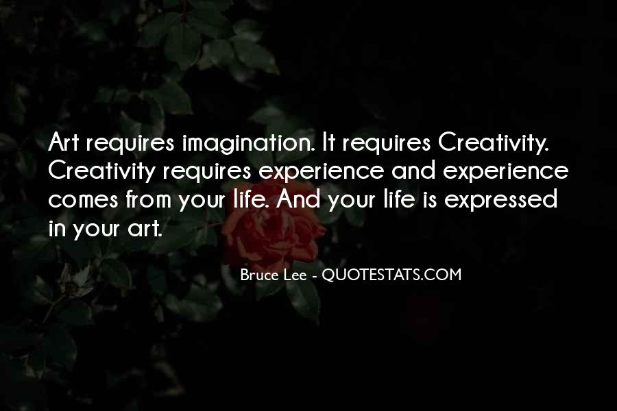 Quotes About Bruce Lee #16650