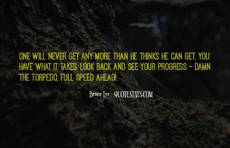 Quotes About Bruce Lee #170857