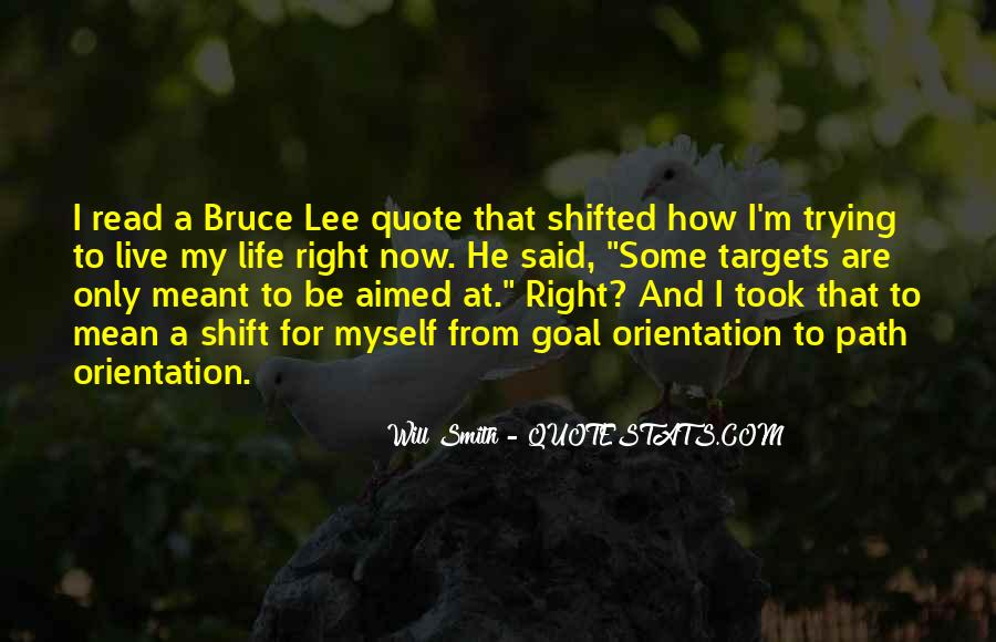 Quotes About Bruce Lee #194583