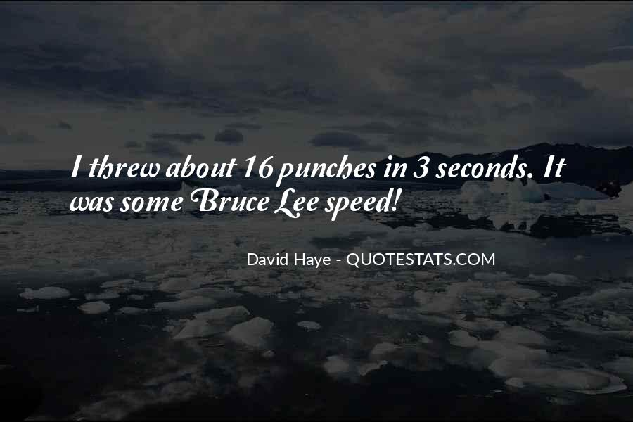 Quotes About Bruce Lee #195112
