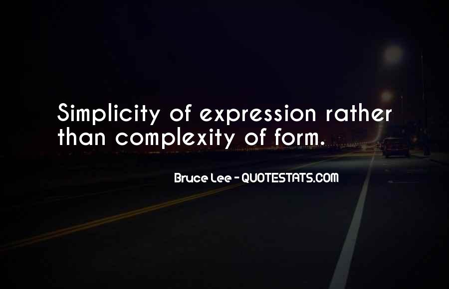 Quotes About Bruce Lee #220830