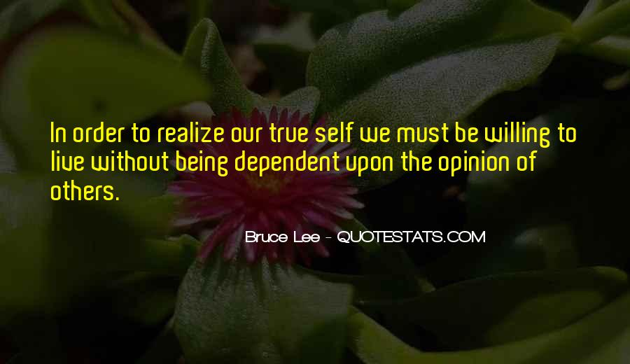 Quotes About Bruce Lee #224641