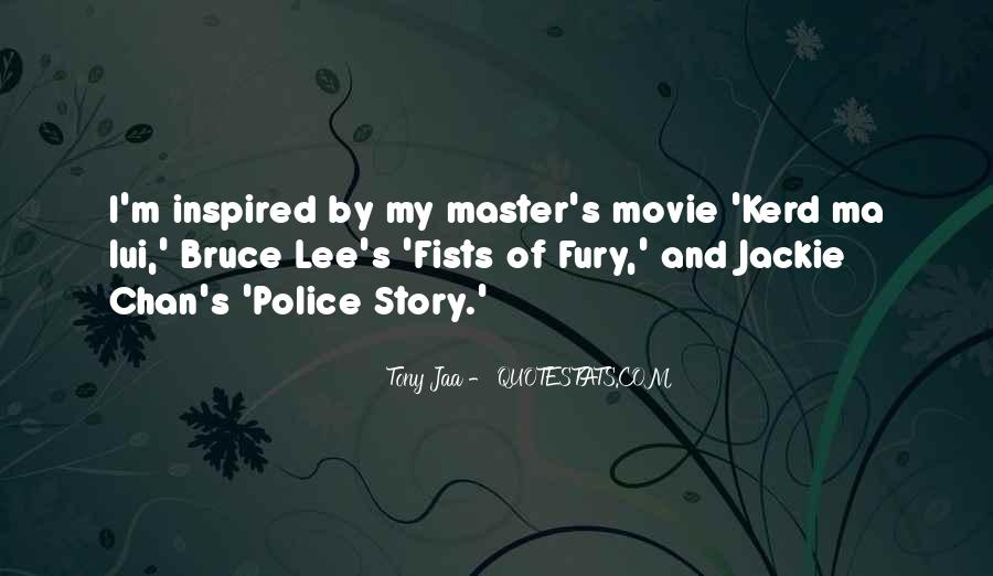 Quotes About Bruce Lee #230010