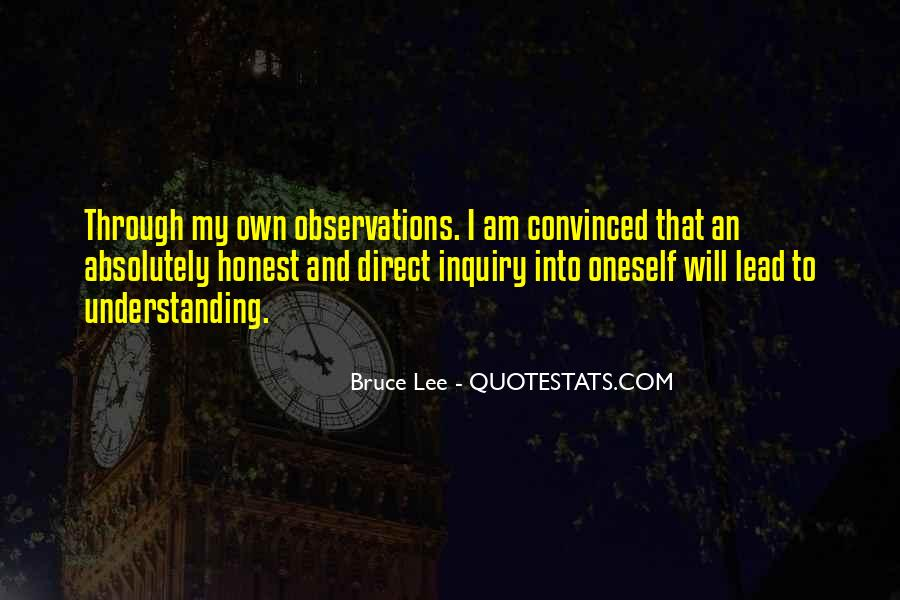 Quotes About Bruce Lee #246911