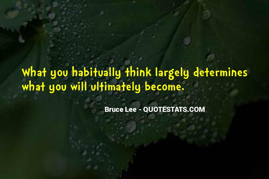 Quotes About Bruce Lee #260431