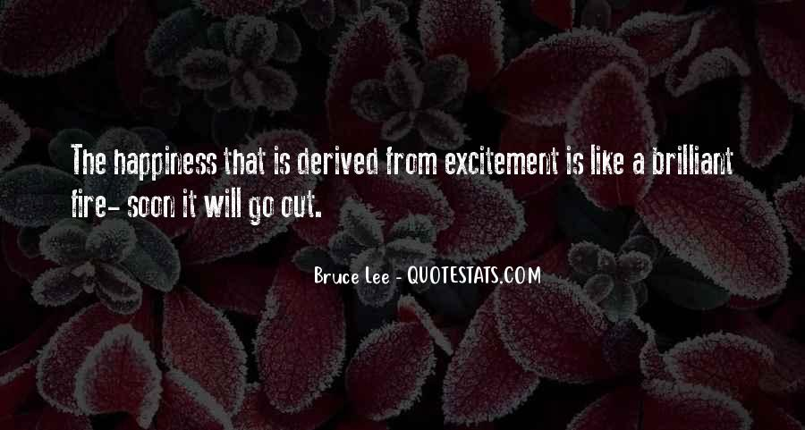 Quotes About Bruce Lee #261874