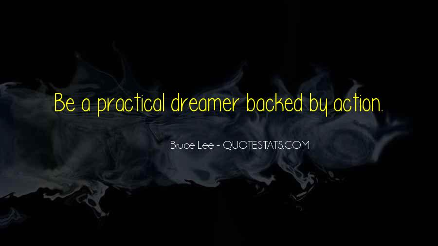 Quotes About Bruce Lee #262755