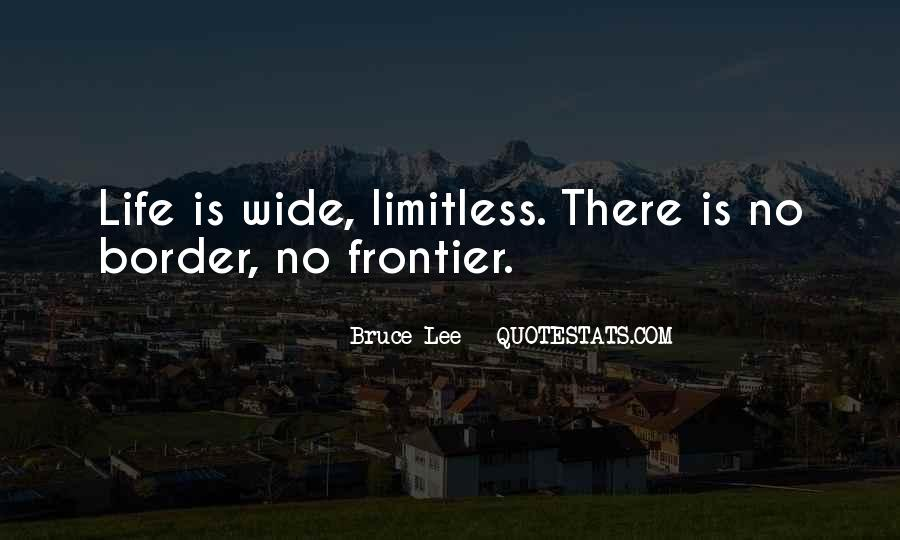 Quotes About Bruce Lee #280774