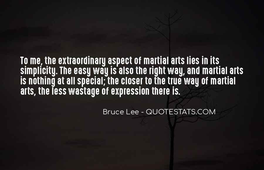 Quotes About Bruce Lee #296128