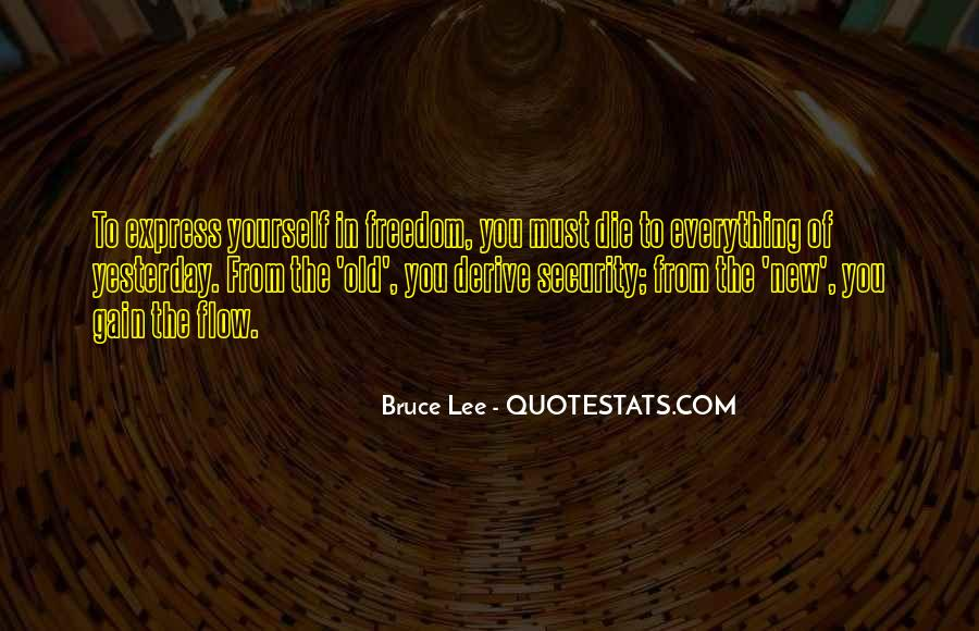 Quotes About Bruce Lee #302113