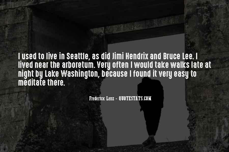 Quotes About Bruce Lee #308824
