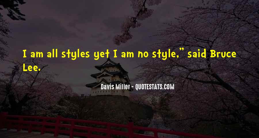 Quotes About Bruce Lee #333073
