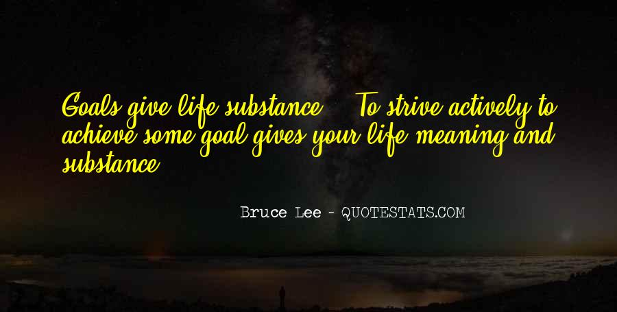 Quotes About Bruce Lee #35361