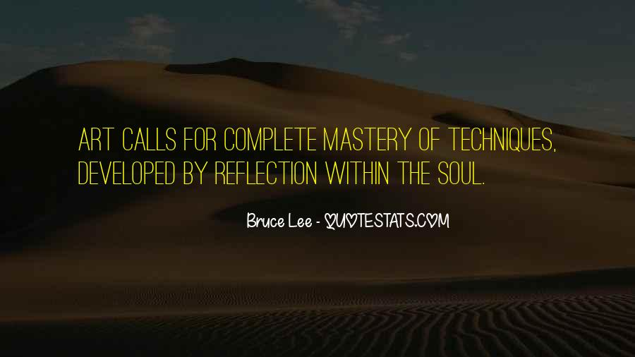 Quotes About Bruce Lee #58495