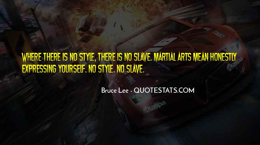 Quotes About Bruce Lee #83449
