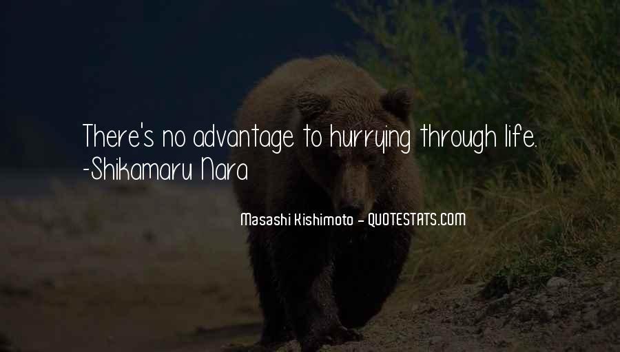 Shikamaru Nara Naruto Quotes #1772206