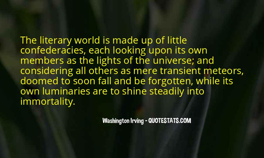Shine A Little Light Quotes #834779